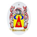 Campassi Ornament (Oval)