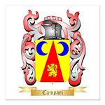 Campari Square Car Magnet 3