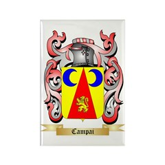 Campai Rectangle Magnet (100 pack)