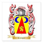 Campai Square Car Magnet 3