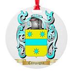 Campagna Round Ornament