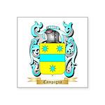Campagna Square Sticker 3
