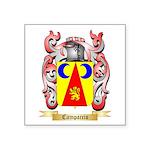 Campaccio Square Sticker 3