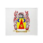 Campaccio Throw Blanket