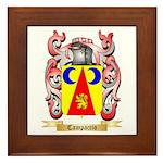 Campaccio Framed Tile