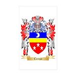 Campa Sticker (Rectangle 50 pk)