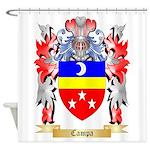 Campa Shower Curtain