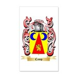 Camp 20x12 Wall Decal
