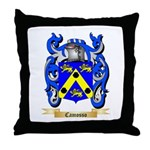 Camosso Throw Pillow