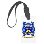 Camosso Large Luggage Tag