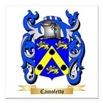 Camoletto Square Car Magnet 3