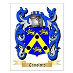 Camoletto Small Poster