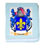 Cammell baby blanket
