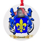Cammell Round Ornament