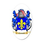 Cammell Oval Car Magnet