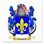 Cammell Square Car Magnet 3