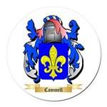 Cammell Round Car Magnet