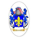 Cammell Sticker (Oval 50 pk)