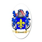 Cammell 20x12 Oval Wall Decal