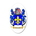 Cammell 35x21 Oval Wall Decal