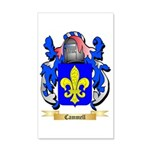 Cammell 35x21 Wall Decal