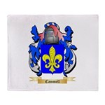 Cammell Throw Blanket
