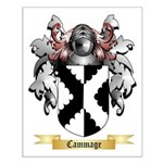 Cammage Small Poster