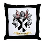 Cammage Throw Pillow