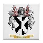 Cammage Tile Coaster