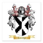 Camidge Square Car Magnet 3