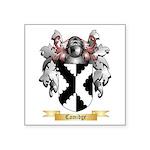 Camidge Square Sticker 3