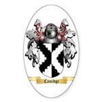 Camidge Sticker (Oval 10 pk)