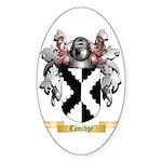 Camidge Sticker (Oval 50 pk)