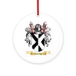 Camidge Ornament (Round)