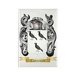 Camerman Rectangle Magnet (10 pack)