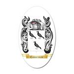 Camerman 35x21 Oval Wall Decal