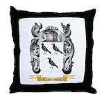 Camerman Throw Pillow