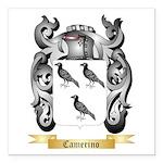 Camerino Square Car Magnet 3
