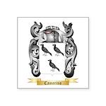 Camerino Square Sticker 3