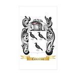 Camerino Sticker (Rectangle 50 pk)