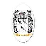 Camerino 35x21 Oval Wall Decal