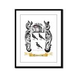 Camerino Framed Panel Print