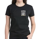 Camera Women's Dark T-Shirt