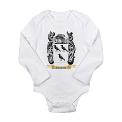 Cambron Long Sleeve Infant Bodysuit