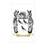 Cambron Sticker (Rectangle)