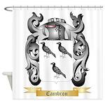 Cambron Shower Curtain
