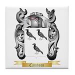 Cambron Tile Coaster