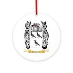 Cambron Ornament (Round)