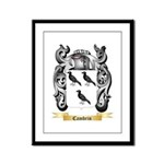 Cambrin Framed Panel Print