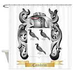 Cambrin Shower Curtain